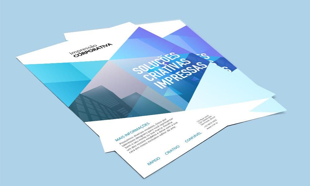 Quais elementos devem estar presentes em um bom flyer?