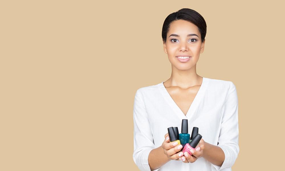 Como usar impressos para vender os produtos do meu salão de beleza?