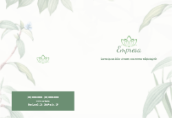 Branco com Plantas para Design de Interiores