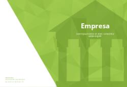 Verde Folha Moderno para Arquitetura e Engenharia