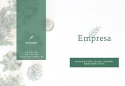 Verde Esmeralda para Clínicas de Terapia