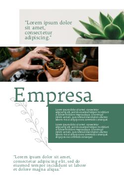 Branco e Verde para Paisagismo, Jardinagem & Decoração