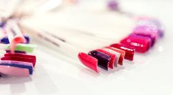 Vermelho para Manicure e Pedicure