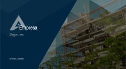 Azul Escuro Contrução & Engenharia Civil
