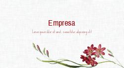 Branco e Rosa Floral para Estética e Ambiente