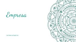 Verde para Terapias Holísticas, Reiki e Yoga