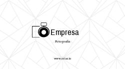 Preto e Branco para Fotógrafo