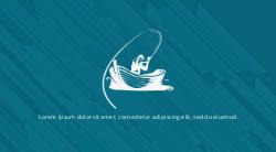 Azul Escuro para Pesqueiro & Lojas de Pesca