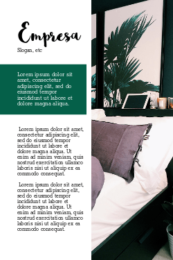 Verde Musgo Moderno para Decoração de Residências